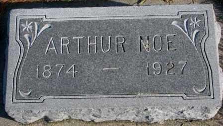 NOE, ARTHUR - Cedar County, Nebraska | ARTHUR NOE - Nebraska Gravestone Photos