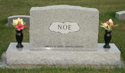 NOE, EVELYN R - Cedar County, Nebraska | EVELYN R NOE - Nebraska Gravestone Photos