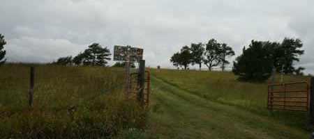 **NORRIS CEMETERY, ENTRANCE - Cedar County, Nebraska | ENTRANCE **NORRIS CEMETERY - Nebraska Gravestone Photos