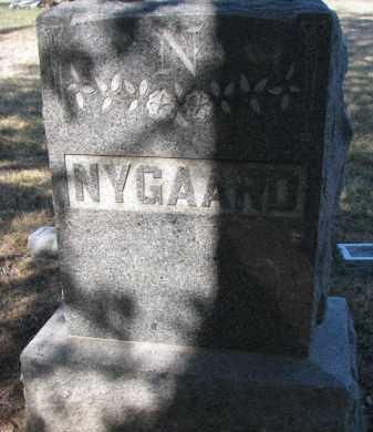 NYGAARD, FAMILY STONE - Cedar County, Nebraska | FAMILY STONE NYGAARD - Nebraska Gravestone Photos