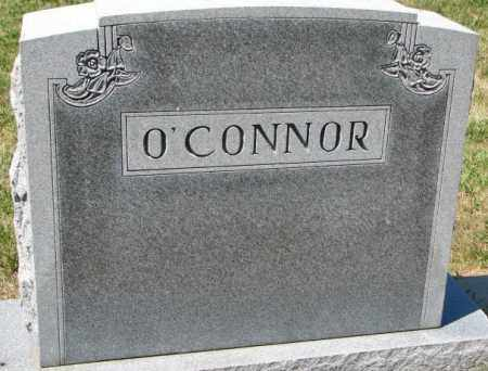 O'CONNOR, PLOT - Cedar County, Nebraska   PLOT O'CONNOR - Nebraska Gravestone Photos
