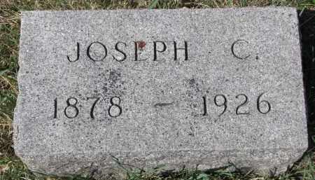 OLSEN, JOSEPH C. - Cedar County, Nebraska | JOSEPH C. OLSEN - Nebraska Gravestone Photos