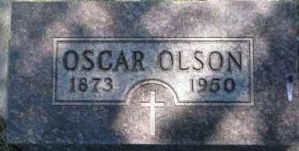 OLSON, OSCAR - Cedar County, Nebraska   OSCAR OLSON - Nebraska Gravestone Photos