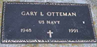 OTTEMAN, GARY L - Cedar County, Nebraska | GARY L OTTEMAN - Nebraska Gravestone Photos