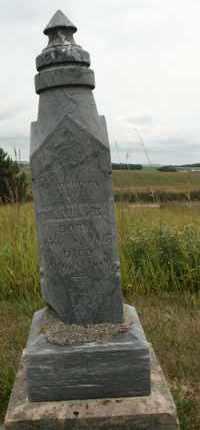 PECK, ALICE - Cedar County, Nebraska | ALICE PECK - Nebraska Gravestone Photos