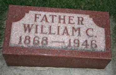 PECK, WILLIAM C - Cedar County, Nebraska   WILLIAM C PECK - Nebraska Gravestone Photos