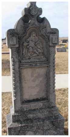 JMOEHL PEITZ, MARIA ANNA - Cedar County, Nebraska | MARIA ANNA JMOEHL PEITZ - Nebraska Gravestone Photos