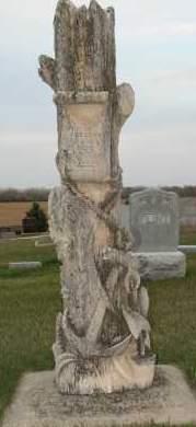PETERSON, JENNIE C - Cedar County, Nebraska | JENNIE C PETERSON - Nebraska Gravestone Photos