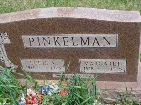 PINKELMAN, LOUIS A. - Cedar County, Nebraska   LOUIS A. PINKELMAN - Nebraska Gravestone Photos