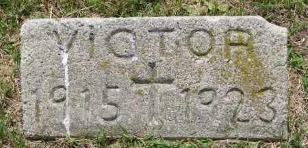 PINKELMAN, VICTOR - Cedar County, Nebraska | VICTOR PINKELMAN - Nebraska Gravestone Photos