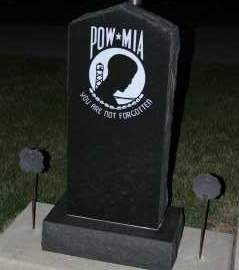 *POW--MIA, MEMORIAL - Cedar County, Nebraska | MEMORIAL *POW--MIA - Nebraska Gravestone Photos
