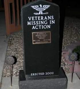 *POW--MIA, MEMORIAL - Cedar County, Nebraska | MEMORIAL *POW--MIA - Nebraska Gravestone Photos