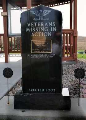 *POW--MIA, UPDATED - Cedar County, Nebraska   UPDATED *POW--MIA - Nebraska Gravestone Photos