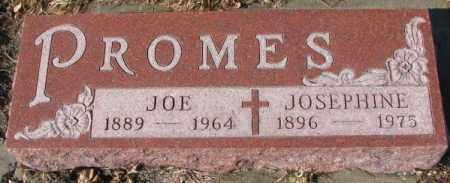 PROMES, JOE - Cedar County, Nebraska | JOE PROMES - Nebraska Gravestone Photos