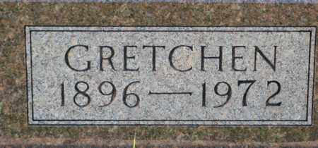 PUTTER, GRETCHEN (CLOSEUP) - Cedar County, Nebraska   GRETCHEN (CLOSEUP) PUTTER - Nebraska Gravestone Photos