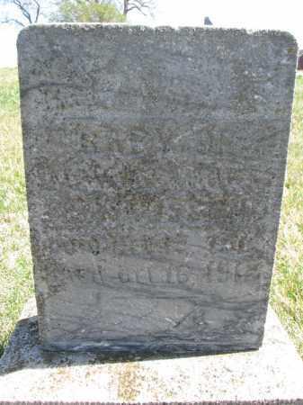 RASMUSSEN, BABY - Cedar County, Nebraska | BABY RASMUSSEN - Nebraska Gravestone Photos