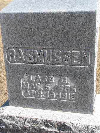 RASMUSSEN, LARS G. - Cedar County, Nebraska   LARS G. RASMUSSEN - Nebraska Gravestone Photos