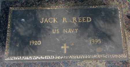 REED, JACK R. (MILITARY) - Cedar County, Nebraska | JACK R. (MILITARY) REED - Nebraska Gravestone Photos