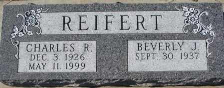 REIFERT, BEVERLY J. - Cedar County, Nebraska | BEVERLY J. REIFERT - Nebraska Gravestone Photos