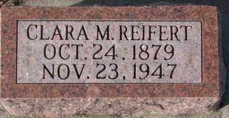 REIFERT, CLARA M. - Cedar County, Nebraska | CLARA M. REIFERT - Nebraska Gravestone Photos