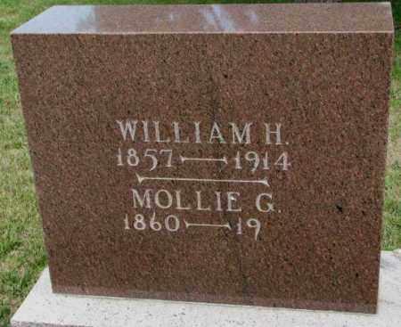 ROGERS, WILLIAM H. - Cedar County, Nebraska   WILLIAM H. ROGERS - Nebraska Gravestone Photos