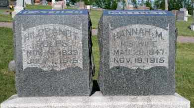 ROLFS, HILBRANDT - Cedar County, Nebraska | HILBRANDT ROLFS - Nebraska Gravestone Photos