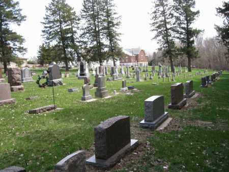 *SAINT JOSEPH CEMETERY CONSTAN, OVERVIEW - Cedar County, Nebraska | OVERVIEW *SAINT JOSEPH CEMETERY CONSTAN - Nebraska Gravestone Photos