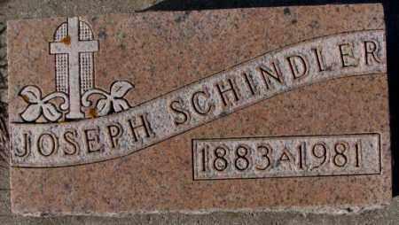 SCHINDLER, JOSEPH - Cedar County, Nebraska | JOSEPH SCHINDLER - Nebraska Gravestone Photos