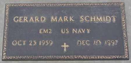 SCHMIDT, GERARD MARK (MILITARY) - Cedar County, Nebraska | GERARD MARK (MILITARY) SCHMIDT - Nebraska Gravestone Photos
