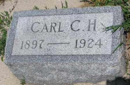 SCHOMBERG, CARL C.H. - Cedar County, Nebraska | CARL C.H. SCHOMBERG - Nebraska Gravestone Photos
