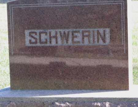 SCHWERIN, PLOT - Cedar County, Nebraska | PLOT SCHWERIN - Nebraska Gravestone Photos