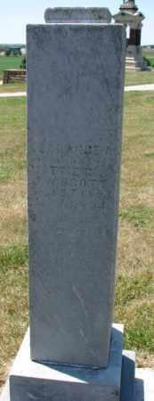 SCOTT, CLARANCE A. - Cedar County, Nebraska | CLARANCE A. SCOTT - Nebraska Gravestone Photos