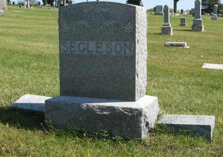 SEGLESON, FAMILY - Cedar County, Nebraska   FAMILY SEGLESON - Nebraska Gravestone Photos