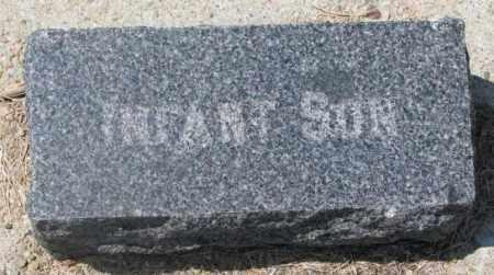 SELLON, INFANT SON - Cedar County, Nebraska | INFANT SON SELLON - Nebraska Gravestone Photos