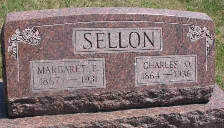 SELLON, CHARLES O. - Cedar County, Nebraska | CHARLES O. SELLON - Nebraska Gravestone Photos