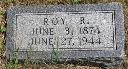 SELLON, ROY R. - Cedar County, Nebraska | ROY R. SELLON - Nebraska Gravestone Photos