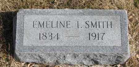 SMITH, EMELINE I. - Cedar County, Nebraska | EMELINE I. SMITH - Nebraska Gravestone Photos