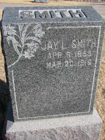 SMITH, JAY L. - Cedar County, Nebraska | JAY L. SMITH - Nebraska Gravestone Photos