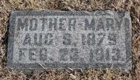 STRANZ, MARY - Cedar County, Nebraska | MARY STRANZ - Nebraska Gravestone Photos