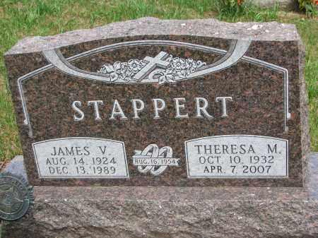STAPPERT, THERESA M. - Cedar County, Nebraska | THERESA M. STAPPERT - Nebraska Gravestone Photos