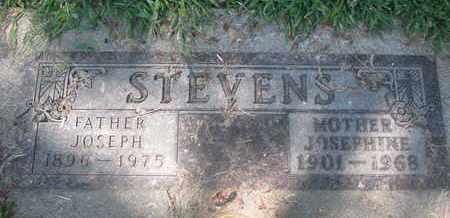 STEVENS, JOSEPH - Cedar County, Nebraska | JOSEPH STEVENS - Nebraska Gravestone Photos