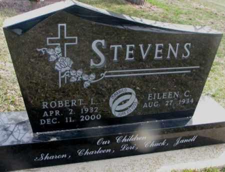 STEVENS, ROBERT L. - Cedar County, Nebraska | ROBERT L. STEVENS - Nebraska Gravestone Photos