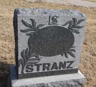 STRANZ, FAMILY STONE - Cedar County, Nebraska | FAMILY STONE STRANZ - Nebraska Gravestone Photos