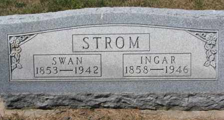 STROM, INGAR - Cedar County, Nebraska   INGAR STROM - Nebraska Gravestone Photos