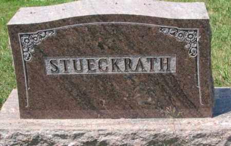 STUECKRATH, PLOT - Cedar County, Nebraska | PLOT STUECKRATH - Nebraska Gravestone Photos