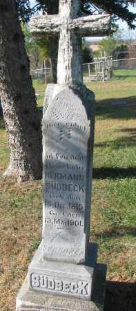 SUDBECK, HERMAN - Cedar County, Nebraska   HERMAN SUDBECK - Nebraska Gravestone Photos