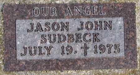 SUDBECK, JASON JOHN - Cedar County, Nebraska | JASON JOHN SUDBECK - Nebraska Gravestone Photos