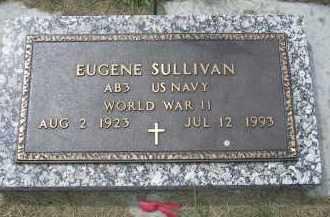 SULLIVAN, EUGENE - Cedar County, Nebraska   EUGENE SULLIVAN - Nebraska Gravestone Photos