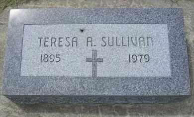 SULLIVAN, TERESA A - Cedar County, Nebraska | TERESA A SULLIVAN - Nebraska Gravestone Photos
