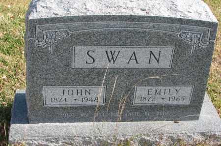 SWAN, JOHN - Cedar County, Nebraska | JOHN SWAN - Nebraska Gravestone Photos